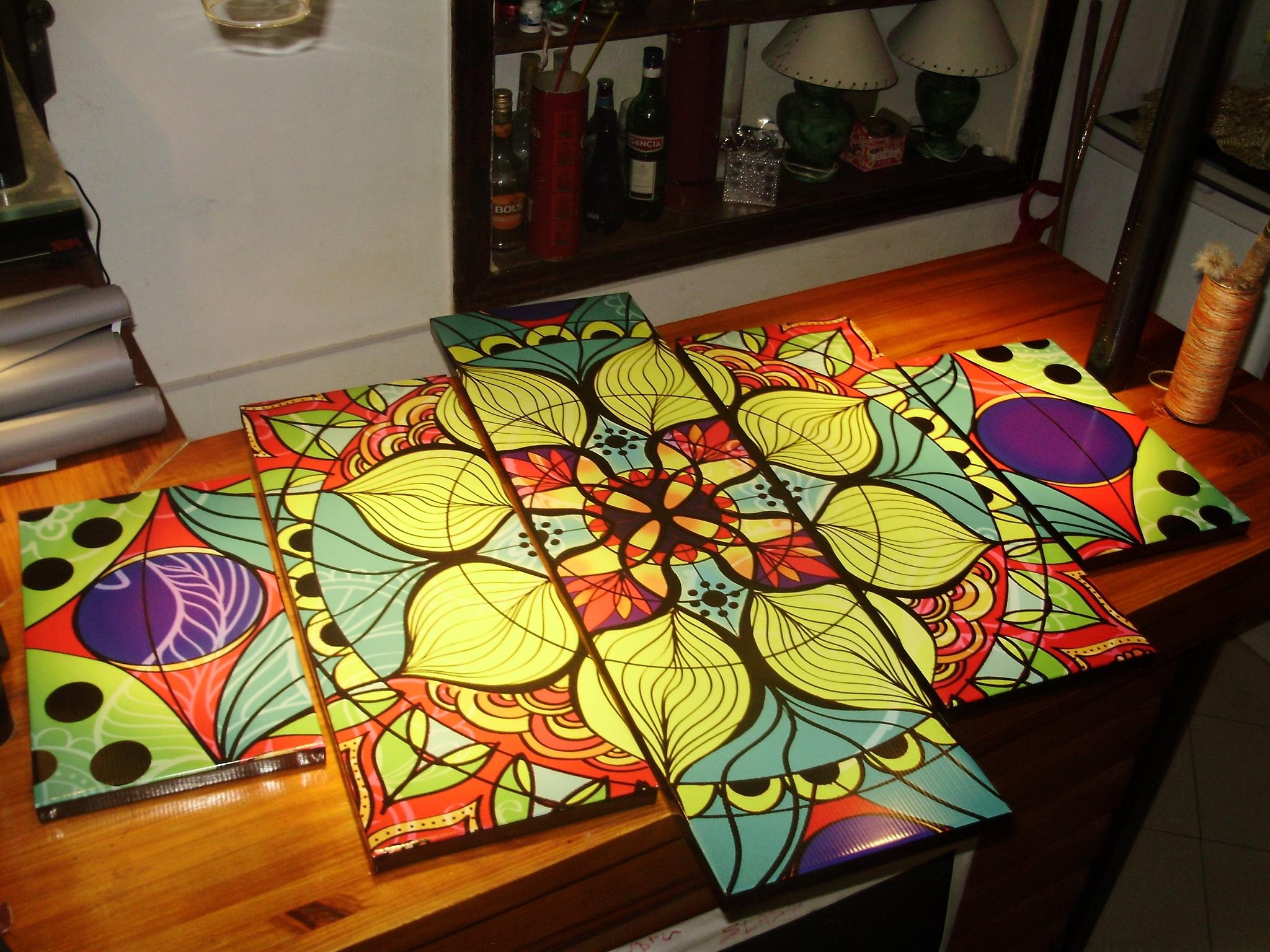 Cuadros rosario venta de cuadros a medida - Apliques para cuadros ...